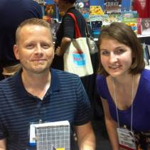 Meeting Patrick Ness.