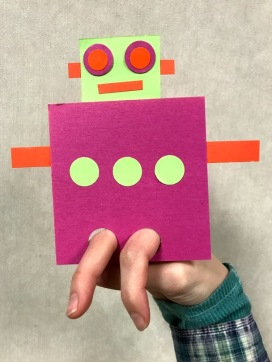 Robot Fingers